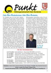 Punkt Nr. 18/2013