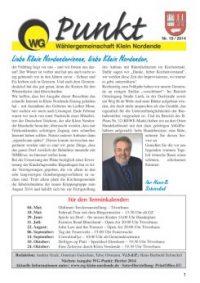 Punkt Nr. 19/2014