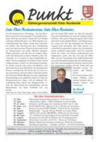 Punkt Nr. 21/2015
