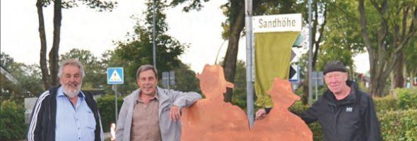 """Verkehrssicherheit und """"Kunst am Straßenrand"""""""